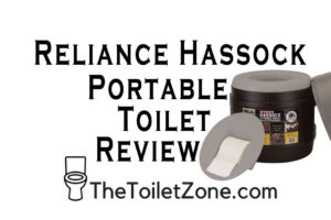 Reliance Hassock Portable Toilet Review 2018