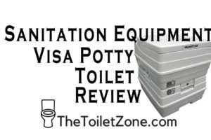 Sanitation Equipment Visa Potty Review