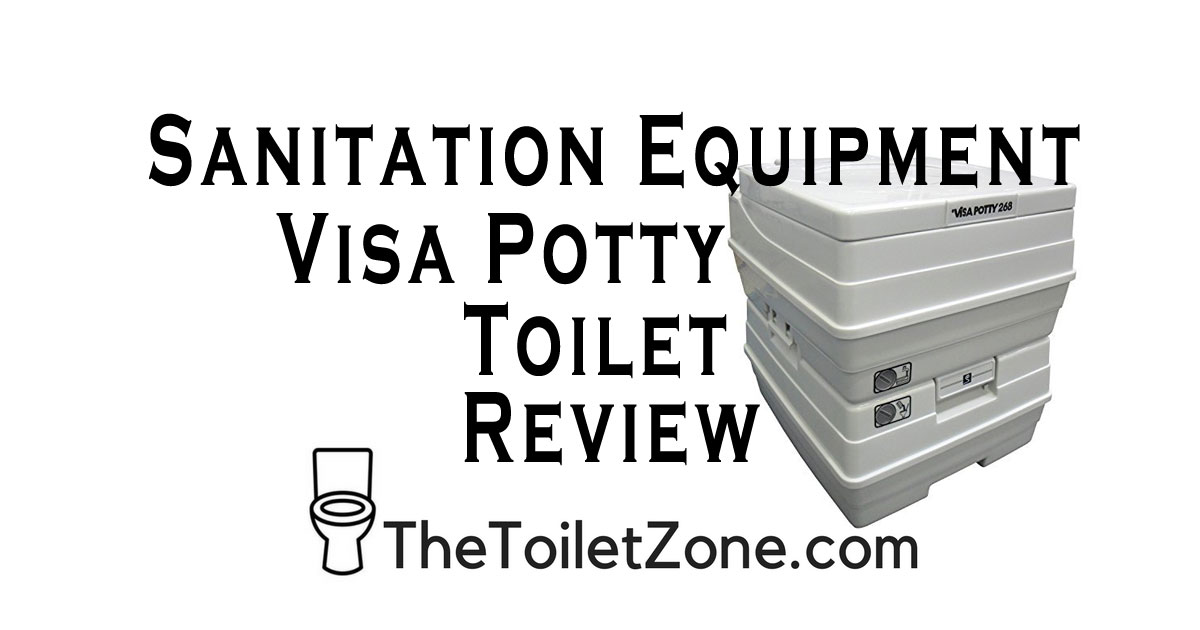 Visa Potty Model 268 review