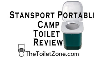 Stansport Portable Camp Toilet Review 2018