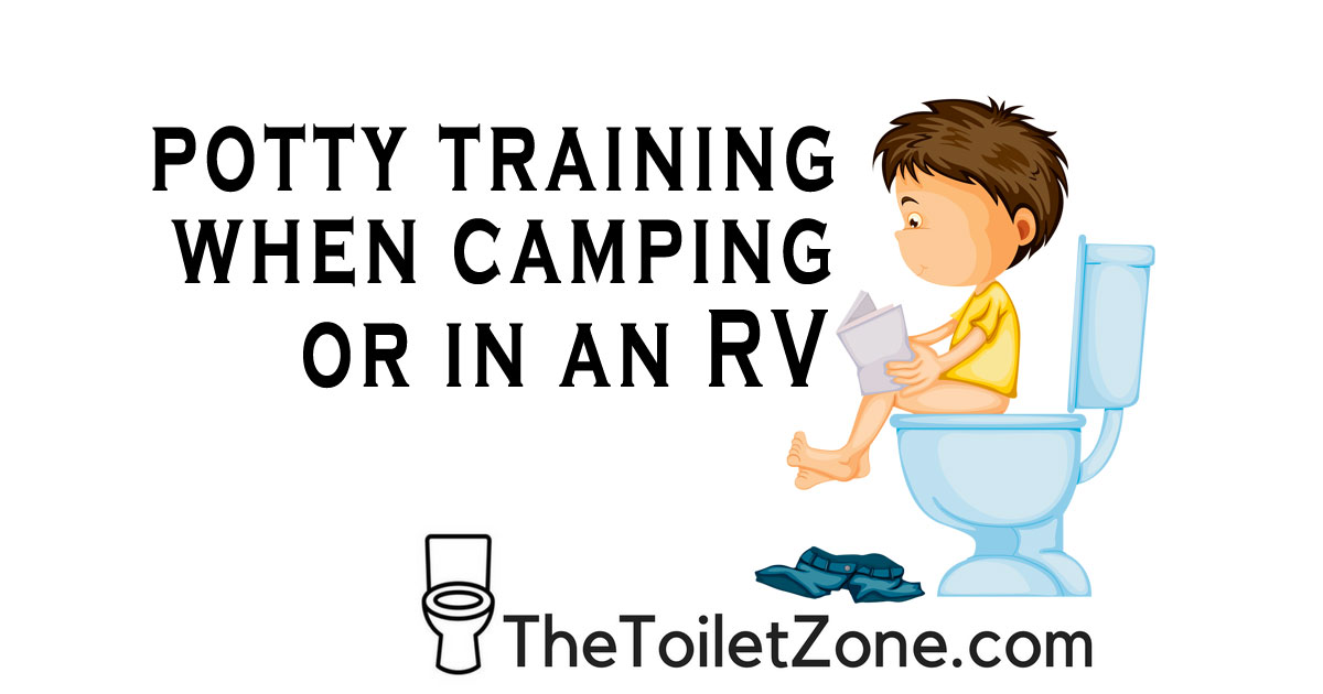 potty train traveling RV