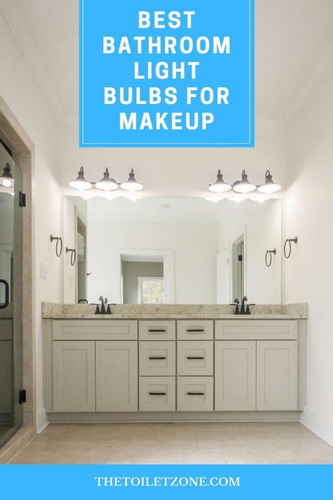 7 Best Bathroom Light Bulbs For Makeup Lighting Reviews 2020