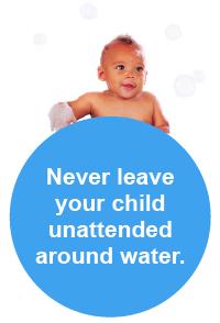 Kids bathroom safety