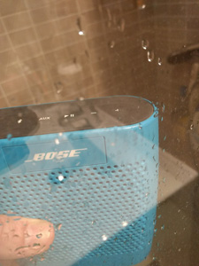 shower speaker by bose