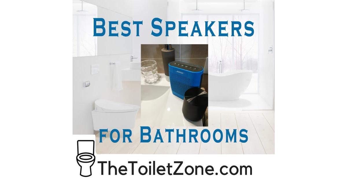 best bathroom speakers