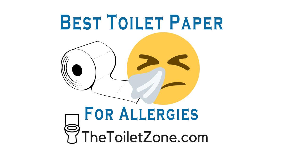 hypoallergenic toilet paper