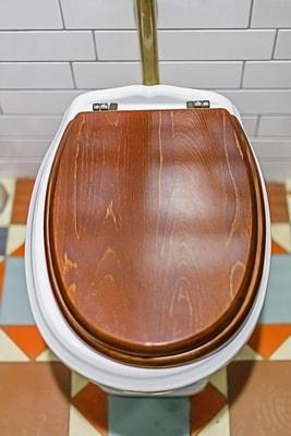 best wooden toilet seat features