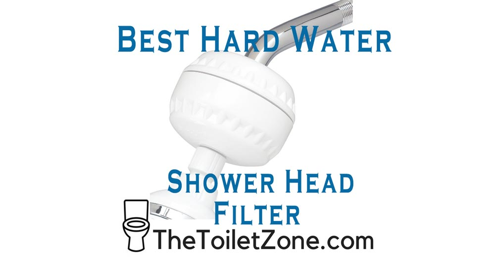 shower filter for hard water