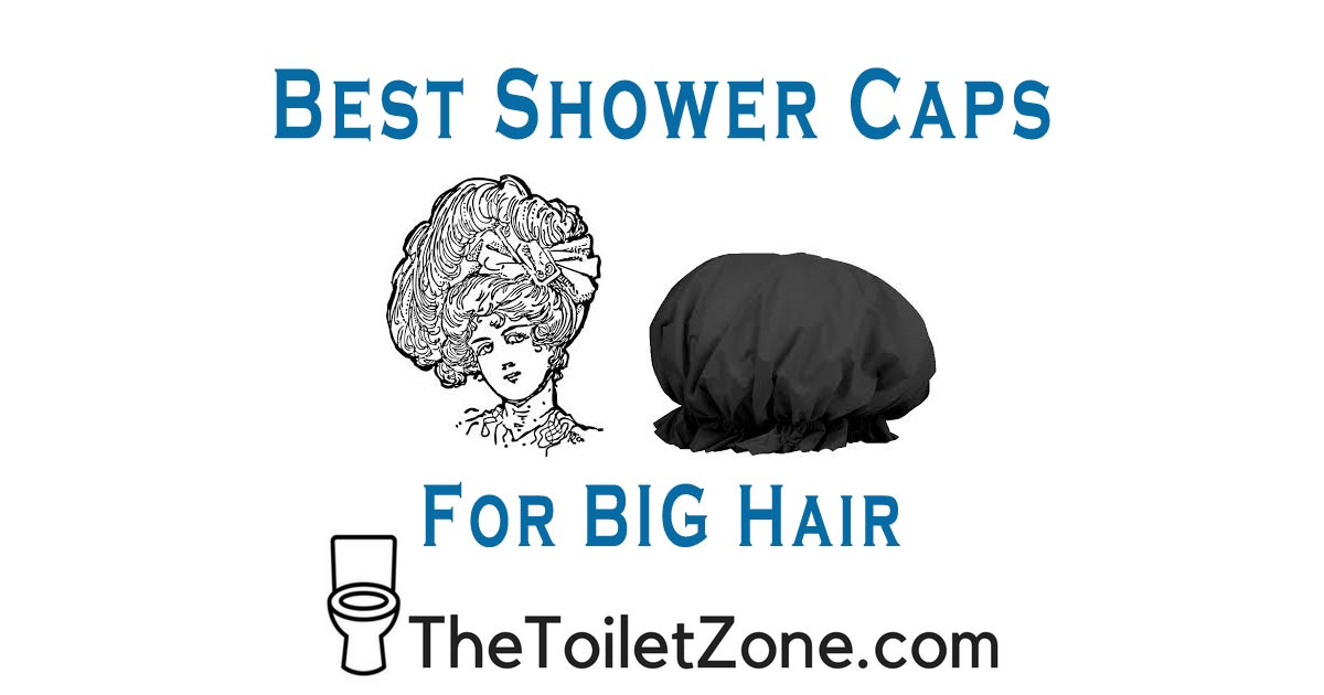 shower caps for big hair