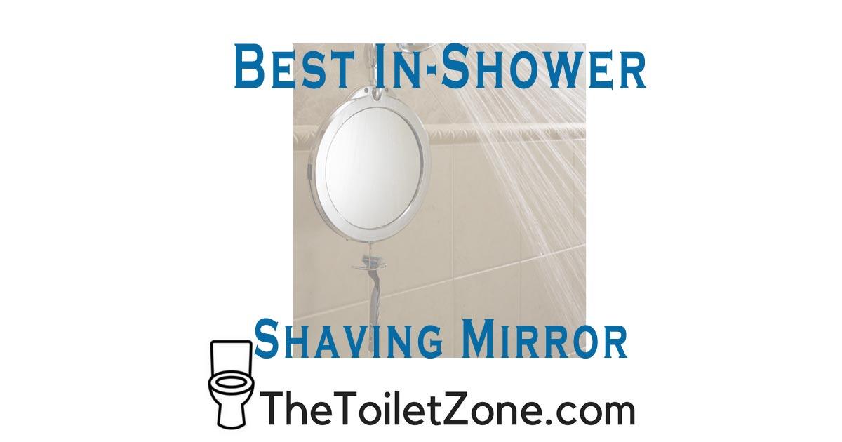 best in-shower shaving mirror