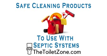 safe toilet cleaner for septic tanks