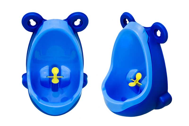boys training urinal