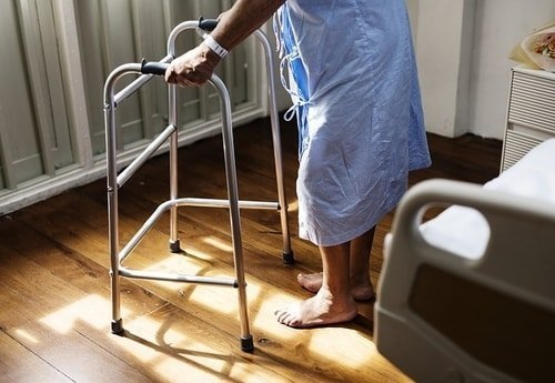 Recovering patients need assistive devices like commodes