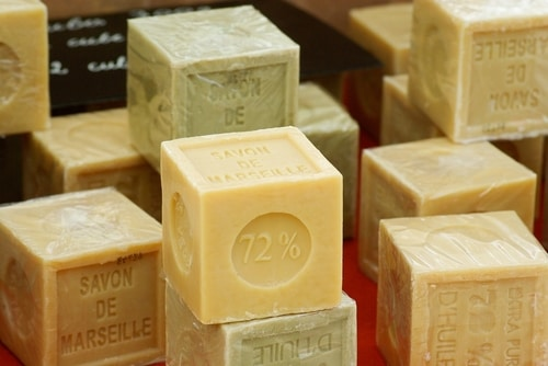 Marseille soap for sale in france