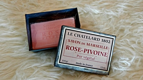bar of french soap from 1800