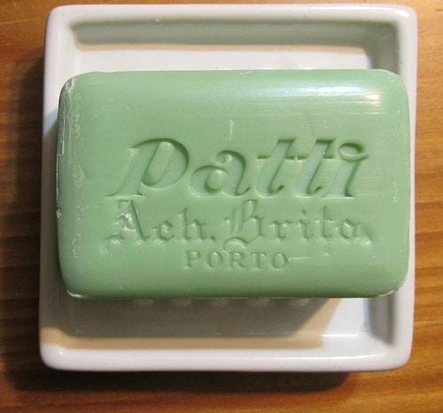 Portuguese soap bar