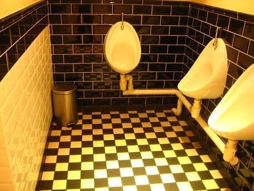A British Toilet