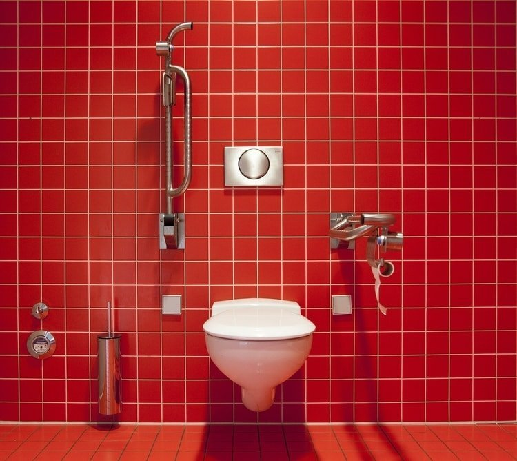 Toilet flush systems vary