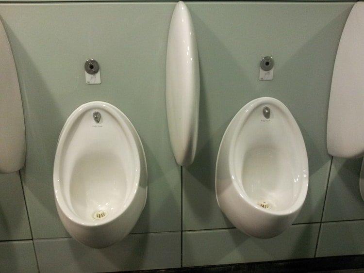 11 Types Of Urinals | Trough, Bucket