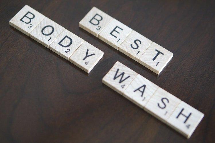 Shower gel body wash
