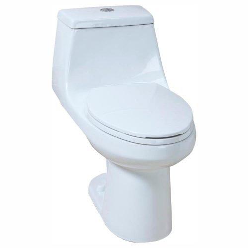 Glacier bay one piece toilet