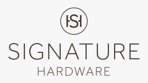 Signature Hardware Brand Logo