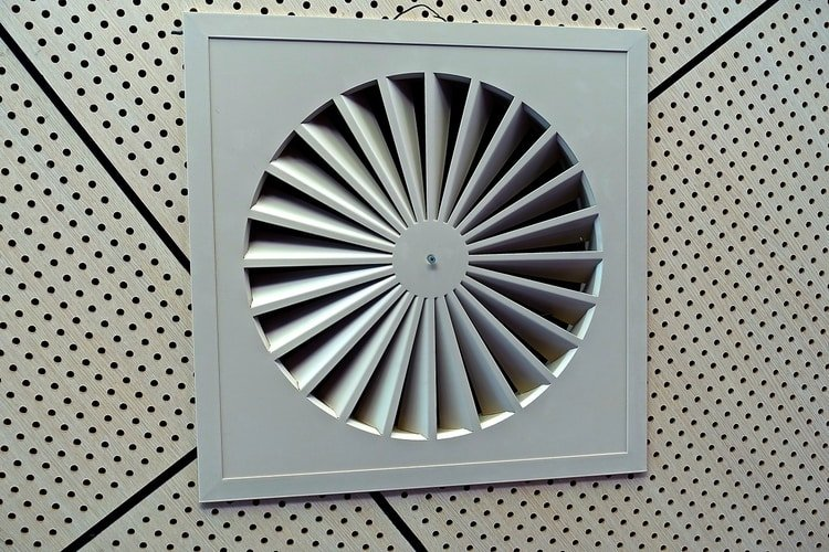 types of bathroom exhaust fans