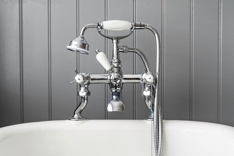 types of shower faucets