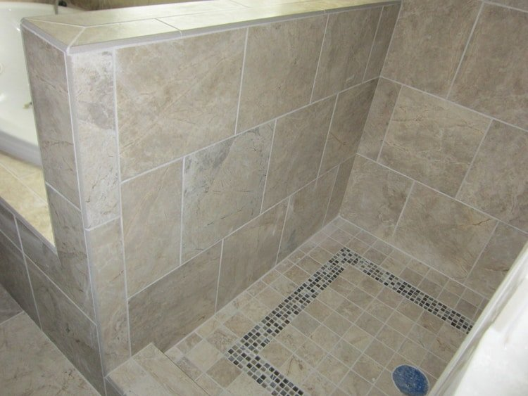 types of shower floor drains