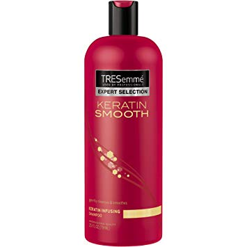 Keratin Smooth Shampoo by Tresemme for Unisex - 25 oz Shampoo