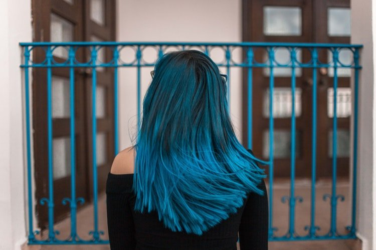best shampoos for blue hair