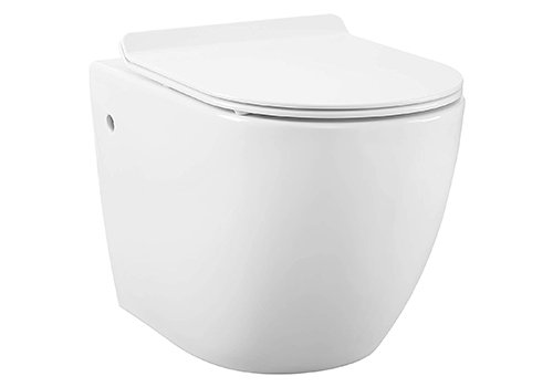 Swiss Madison Well Made Forever St. Tropez Wall-Hung Toilet