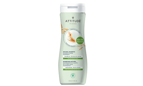 Attitude Sensitive Skin, Hypoallergenic Soothing & Calming Shampoo