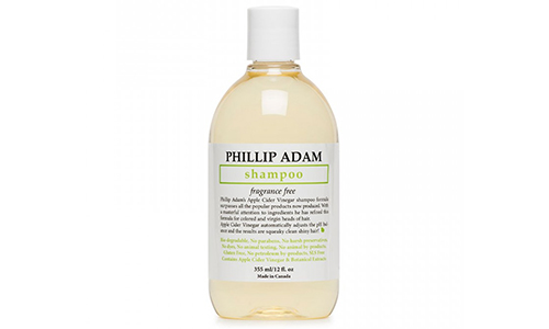 Phillip Adam Fragrance-Free Shampoo