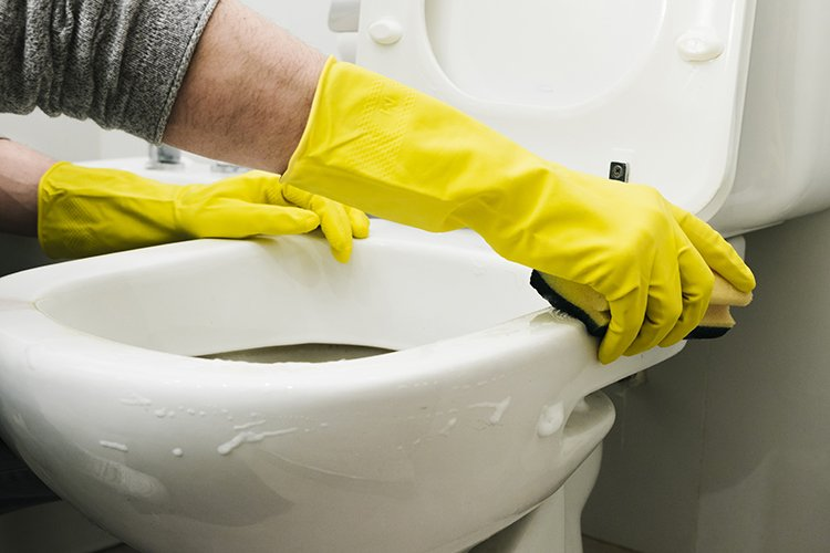 10 Ways To Get Rid Of Nasty Pee Smell - My Bathroom Smells ...